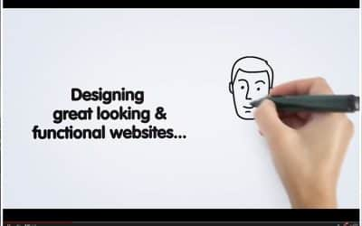 Website designers Bristol video promo