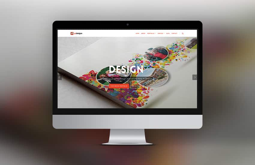 YZ DESIGNS Bristol website design experts